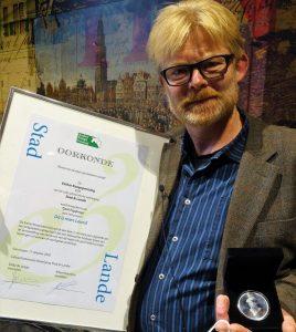 Tjerk Poppinga wint Esther Koopspenning 2020