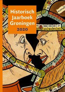 Voorkant van het Historisch Jaarboek Groningen 2020