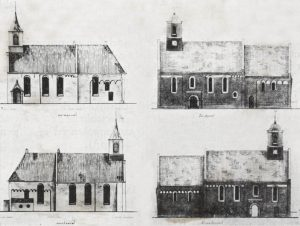 Nederlands Hervormde kerk Hoogkerk