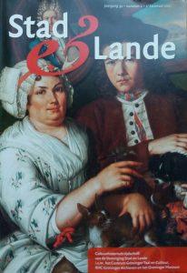 Cover tijdschrift Stad en Lande jrg 30 2021 2