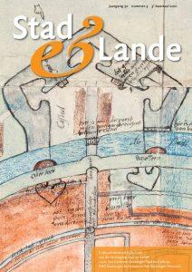 Voorkant tijdschrift Stad & Lande 2021-3